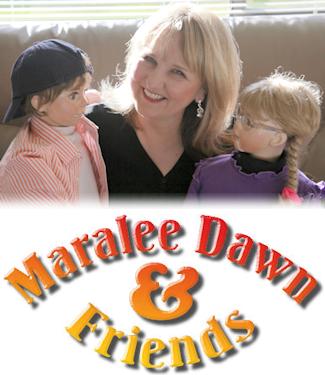 Ventriloquist Maralee Dawn
